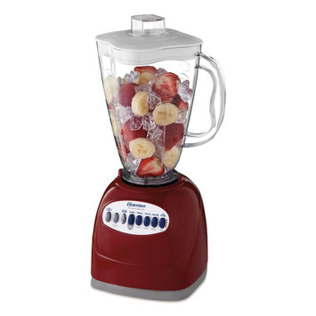 Sunbeam-oster Household Products Oster 10Ssp Blender Plastic Jar Red