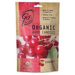 Hillside Candy Organic Cherry Gluten Free Hard Candies Bags