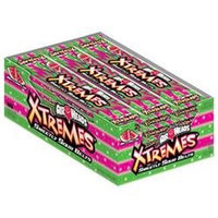 Airheads Xtremes Wacky Watermelon Sour Belts 18 Count