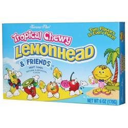 Lemonhead & Friends Candy Chewy Tropical Lemonheads And Friends