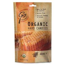 Hillside Candy Gonaturally Organic Honey Gluten Free Hard Candies Bags