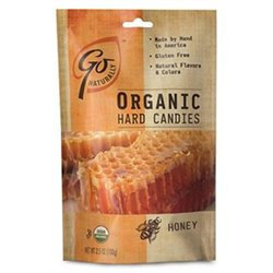 Hillside Candy Gonaturally Organic Honey Gluten Free Hard Candies Bags