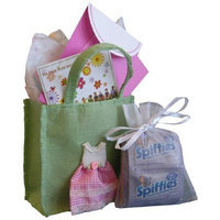 Spiffies Baby Gift Pack, Pink, Mango, Grape and Apple Flavor, 8-Ounce