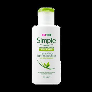 Simple® Kind to Skin Hydrating Light Moisturiser