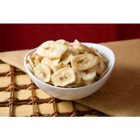 Superior Nut Company Unsweetened Banana Chips (14 Pound Case)