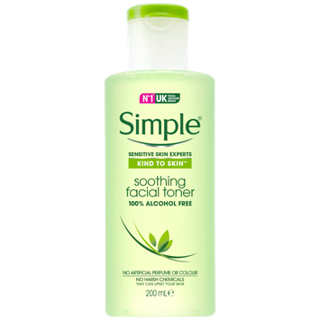 Simple® Kind to Skin Soothing Facial Toner