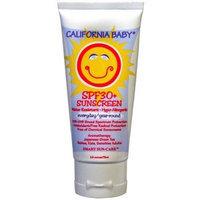 California Baby Sunscreen Lotion SPF 30+