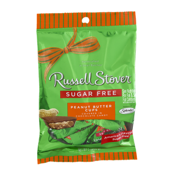 Russell Stover Sugar Free Peanut Butter Cups