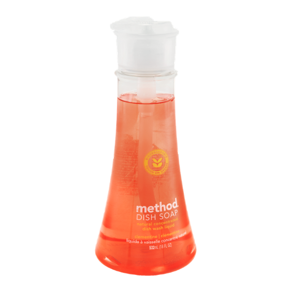 Method Dish Soap Clementine