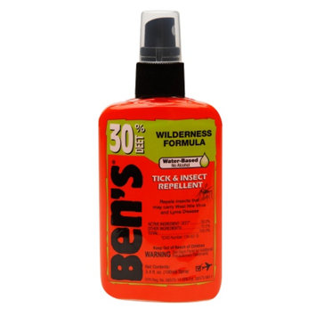 Ben's 30% Deet Uncarded Pump, 3.4 oz