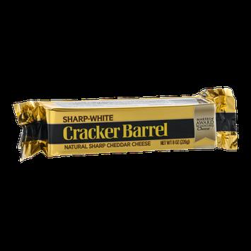 Cracker Barrel Sharp-White Cheddar Cheese