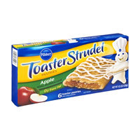 Pillsbury Toaster Strudel Apple Toaster Pastries - 6 CT
