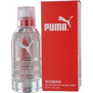 Puma Woman by Puma 1.7 oz Eau de Toilette Spray (Relaunched)