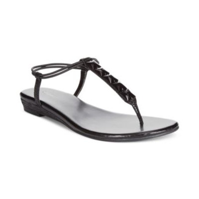 birkenstock sandals Style&co. Eliahh Ankle Strap Thong Sandals