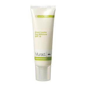 Murad Resurgence Sheer Lustre Day Moisture SPF15 50ml