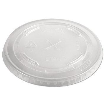 Dart DCCL14N Conex C-Cup Lids, Fits 12-14 oz. Cups, Translucent, 1000 Lids Per Case