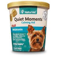 NaturVet Quiet Moments Plus Melatonin Soft Chew
