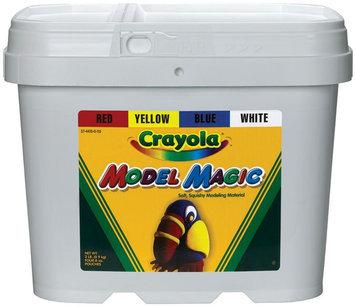 Crayola Clay Model Magic Modeling Compound, 8 oz each