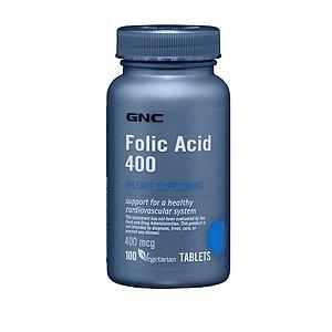 GNC Folic Acid 400