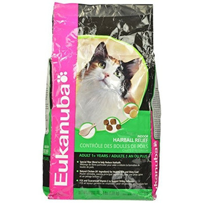 Eukanuba Cat Indoor Hairball Relief