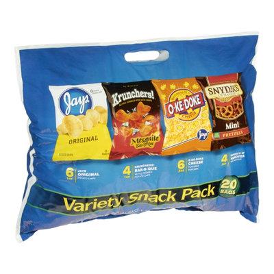 Variety Snack Pack - 20 CT