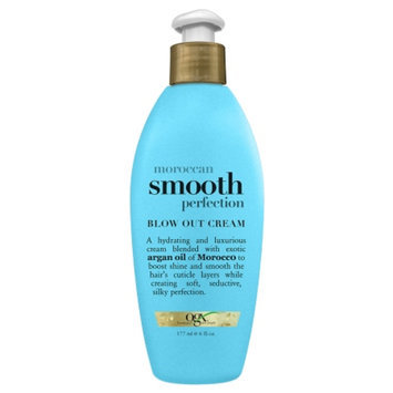 OGX® Moroccan Smooth Perfection Blow Out Cream