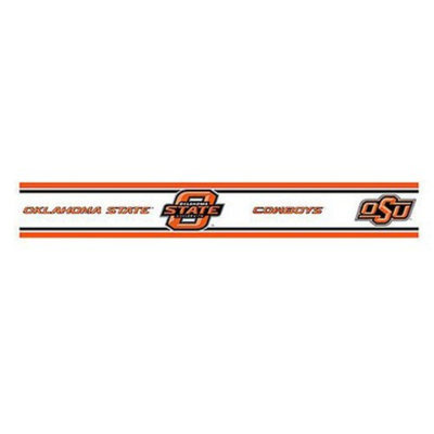 NCAA Oklahoma State Cowboys Wall Border - Set of 2