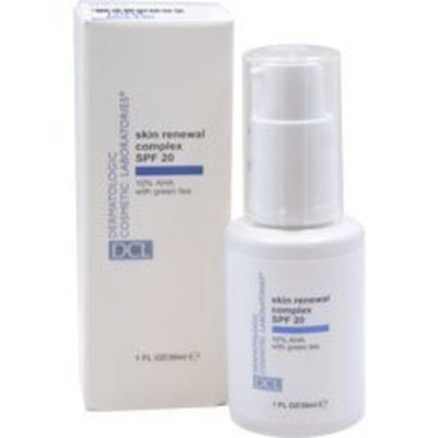 Dcl Dermatologic Cosmetic Laboratories DCL Skin Renewal Complex SPF 20-Anti Aging System 1 oz
