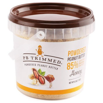 PB Trimmed Powdered Peanut Butter (Honey, 6.5 Oz)
