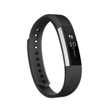 Fitbit 'Alta' Wireless Fitness Tracker, Size Large - Black