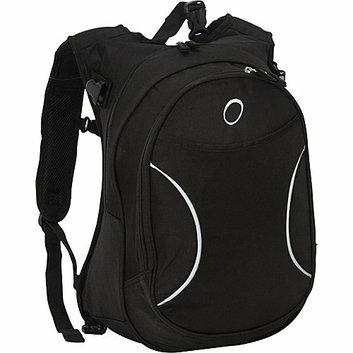 O3 USA Innsbruck Diaper Bag Backpack - Black