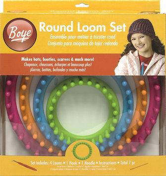 Wm E Wright Ltd. Prt. Boye Round Loom Set