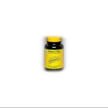 Nature's Plus Vitamin C 500mg Time Release with Rose Hips - 90 - Sustained Release Tablet