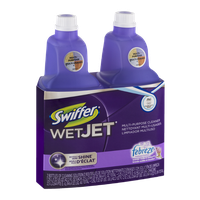 Swiffer WetJet Multi-Purpose Cleaner Lavender Vanilla & Comfort - 2 CT