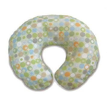 Boppy Bare Naked Pillow with Cheery Slipcover