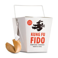 Sojos Kung Fu Fido Fortune Cookies for Dogs