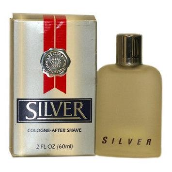 British Sterling Silver By Mem For Men. Cologne / Aftershave 2.0 Oz