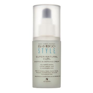 Alterna Bamboo Style Super-Natural Curl Shaping & Defining Cream