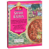 Truly Indian Shahi Rajma R-T-E Retort, 10.5 Ounce Boxes (Pack of 12)