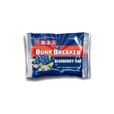 Bonk Breaker Energy Bar, 12/Box / BLUEBERRY OAT