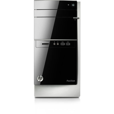 HP Black Pavilion 500-270 Desktop PC with Intel Core i3-4130 Processor, 8GB Memory, 1TB Hard Drive and Windows 8.1 (Monitor Not Included)