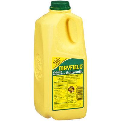 Mayfield Cultured Reduced Fat Buttermilk, .5 gal