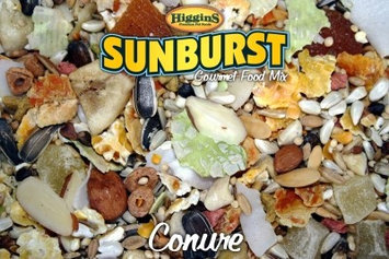 Higgins Pet Food Higgins Sunburst Conure Food 25lb
