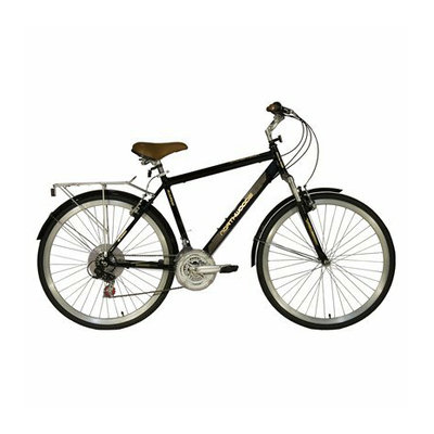 Kent International Kent Men's Northwoods Springdale 28 Comfort Bike - Black