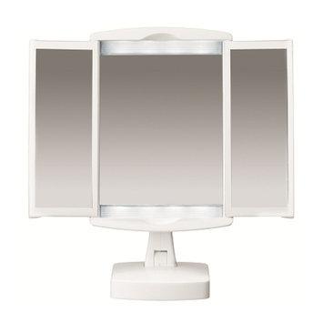 Conair Tri-Panel 1x/3x Magification Beauty Mirror