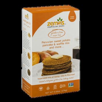 Zemas Madhouse Foods Peruvian Sweet Potato Pancake & Waffle Mix