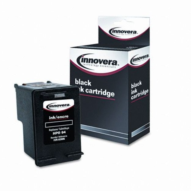 Innovera 65WN (HP 94) Remanufactured Black Ink Cartridge
