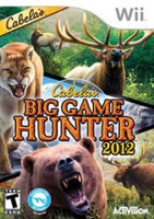 Activision Cabela's Big Game Hunter 2012