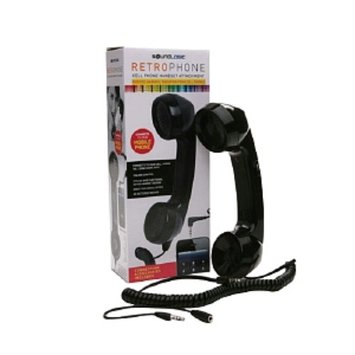 Sound Logic Retro Phone - Cell Phone Handset for iPhone