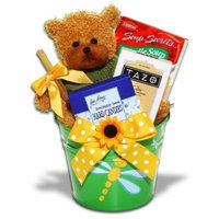 The Gifting Group Feel Better Soon with Soup Gift Basket